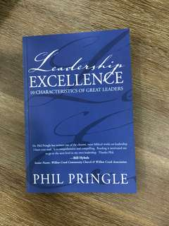Leadership Excellence by Phil Pringle