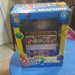 Sweet slot machine toy