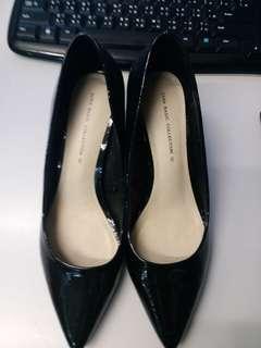 black heel 黑色高踭鞋