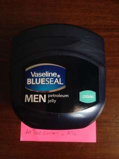 Vasiline BLUESEAL petroleum jelly - Men Cooling Unilever South Africa