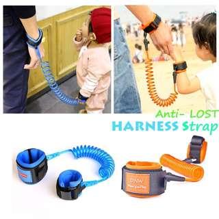 Anti Lost Wrist Link Safety Harness Strap