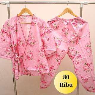 Siapa Cepat Dia Dapat Kimono Panjang
