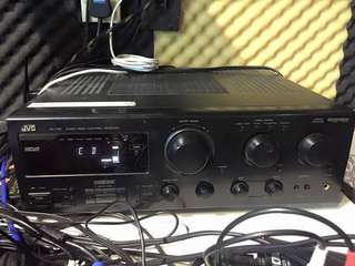 JVC RX-718P audio/video control receiver