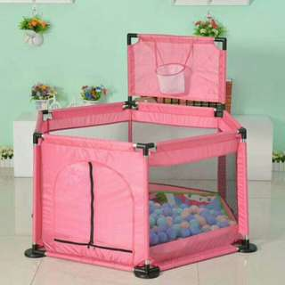 FREESF Playpen With Ring