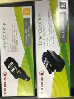 [BN]Fuji xerox printer toner cartridges