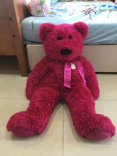30 inch soft toy bear