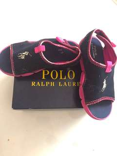 Authentic Ralph lauren sandal