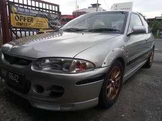 Proton GTI 2000 1.8cc Turbo