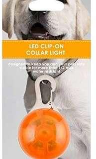 Dog/Cat Collar Light
