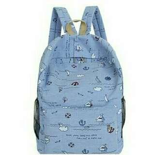 Beg sekolah, Bagpack