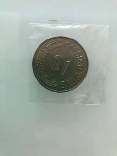Old  n large Coin