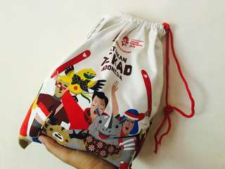 Indomie Asian Games Limited edition