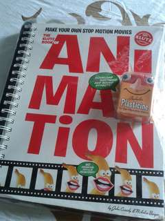 The Klutz Book on Animation