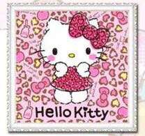 BN Full Diamond Painting Kit Hello Kitty Series 2 (30x30cm) 满钻凯蒂猫系列2钻石画