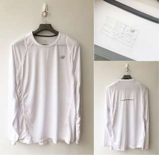 NEW BALANCE Mens Run Tee SS Original