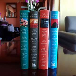 Reader's Digest Select Edition Set