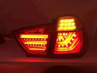 BMW E90 LED尾燈