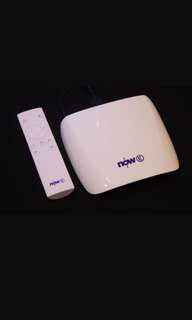 徵全新 Now e TV box