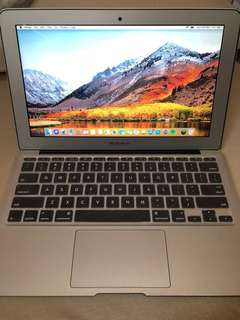 Macbook Air 11 inches (Early 2014)