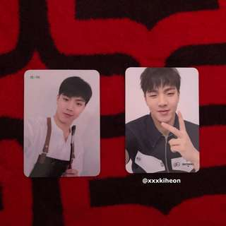 MONSTA X - THE CONNECT PC (SHOWNU)
