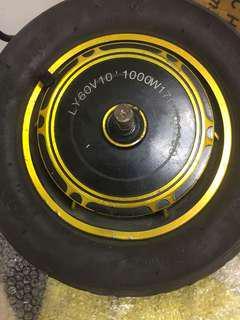 Used 60v 1000w motor for sale