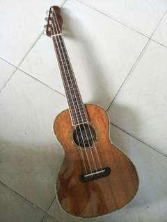 Fenders Ukulele