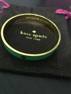 Kate spade authentic bangle