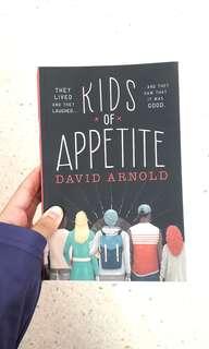 Kids of Appetite by David Arnold #July100
