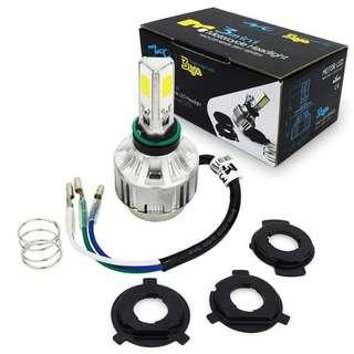 1398. 1000lm Motorbike H4 LED Lights Kit