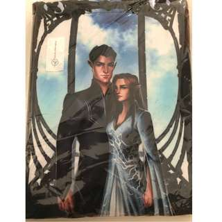 ACOTAR Book Sleeve from Wick & Fable (May 2018)