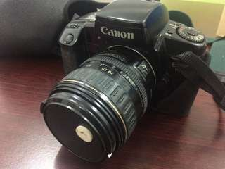 Canon SLR eos 100 (not digital - Film)