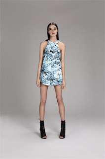 BNWT Keepsake She's The One Frost Playsuit XS Size 6 8