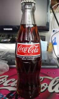 80年代 荷蘭 可口可樂瓶