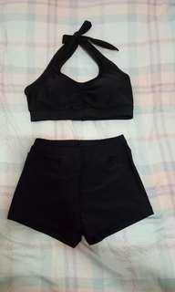 #DiskonRabu Baju renang  sexy (2 pieces)