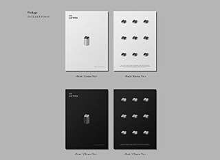 EXO LOTTO ALBUM K.ver
