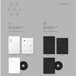 EXO EX'ACT ALBUM