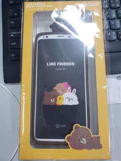 全新s9+ line friends電話套