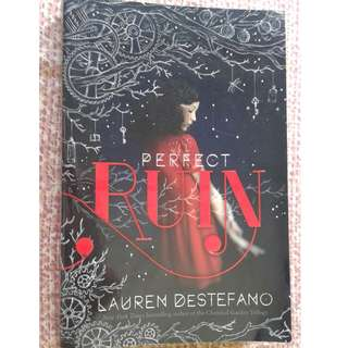 Jual buku bahasa inggris/english books/buku impor Perfect Ruin by Lauren DeStefano