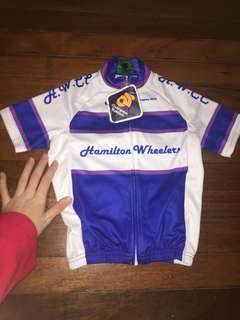 Children's cycling shirt (girl or boy) very very small.