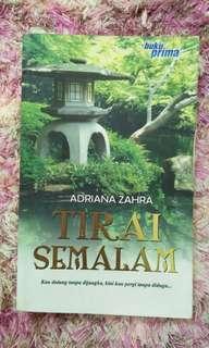 Tirai Semalam by Adriana Zahra