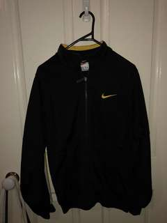 Nike yellow jacket