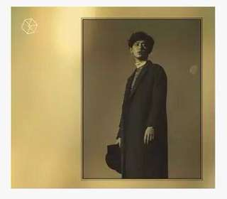EXO EXODUS ALBUM ChanYeol Cover K.ver