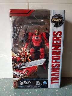 Transformers- Autobot Drift