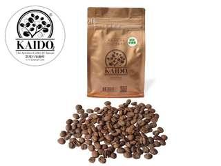 🚚 凱度有氧低因咖啡豆-印尼(蜜處理)-中深焙 (半磅裝 225g 包)
