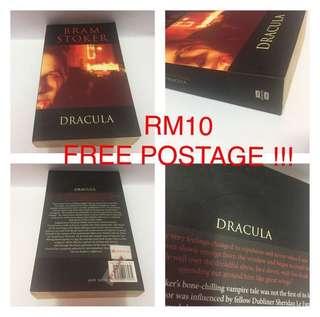English Novel Dracula by Bram Stoker