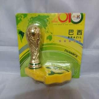 2010年巴西世界盃紀念座