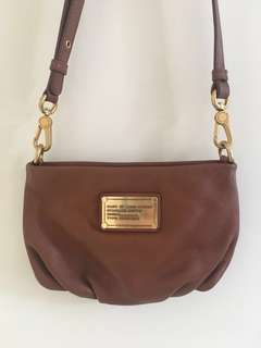 Marc By Marc Jacobs Brown Cross Body Bag