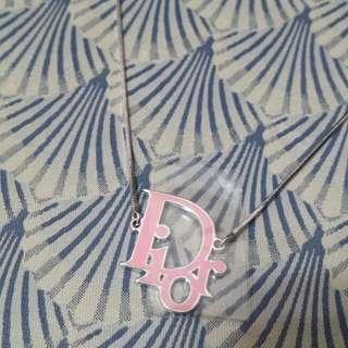 CD Choker Necklace