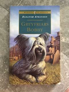 Puffin Classics : Greyfriars Bobby by Eleanor Atkinson