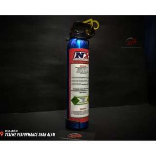 Fire Extinguisher Nitrous Express